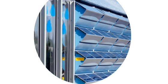 Photovoltaic Noise Barrier (SSP)